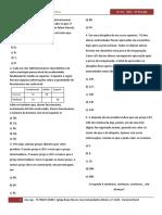 2a Revisão Ibfc - Matemática