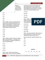 3a Revisão Ibfc - Matemática