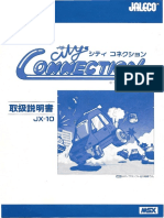 Manual City Connection MSX