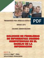 Competencias en El Manejo de La Informacion .. Informatica
