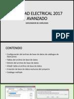 AutoCAD Electrical - Explorador de Catálogos