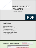 AutoCAD Electrical - Bornas
