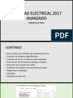 AutoCAD Electrical - Símbolos de Panel