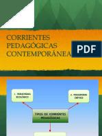 Corrientes Pedagógicas2