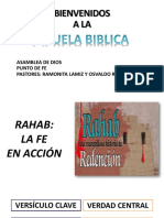 Rahab La Fe en Acción Normal