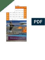 Calendario Marino 2016