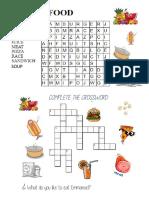 Complete the Crossword