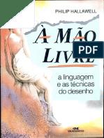A Mao Livre-Linguagem e asTecnicas Do Desenho.pdf