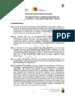 Proyecto de Normativa Técnica Sanitaria Para El Control de Productos de Uso y Consumo Humano Sujetos a Control y Vigilancia Sanitaria Que Podrían Considerarse Falsificados Adulterados Alterados o Fraudulent