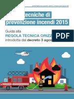 Regola Tecnica Orizzontale Di Prevenzione Incendi