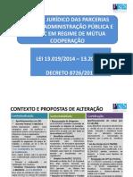 Lei nº 13.019-2014