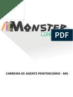 Carreira Agente Penitenciário MG PDF