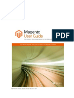 Official Magento User Guide(01!13!2010)