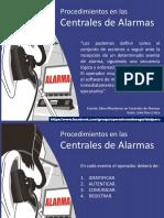 Monitoreoencentralesdealarmas Procedimientos