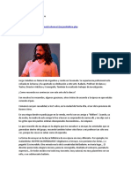 Entrevista a Jorge Caballero