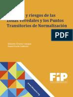 Informe FIP Farc y Zonas