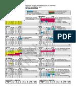 PG - Calendario Academico 2015