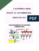 Injeção Ducato - Bosch EDC 15C7