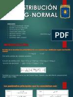 Distribución Log-normal Exponer