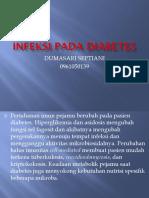 INFEKSI Pada diabetes.pptx