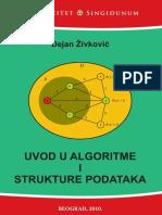 US - Uvod u Algoritme i Strukture Podataka