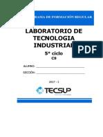 Modulo Laboratorio de Tecnologia Industrial 2017 Completo