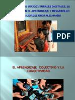 LOS ENTORNOS SOCIOCUTURALES DIGITALES, SU INFLUENCIA EN EL APRENDIZAJE Y DESARROLLO DE HABILIDADES DIGITALES (HADI)