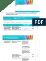 Planificacion Modulo Recepcion y almacenaje de insumos