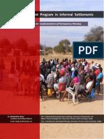Urban Development Program in Informal Settlements; Principe Guide for Implementation of Participatory Planning