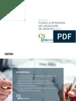 Cuadernillo planilla unica P I L A.pdf