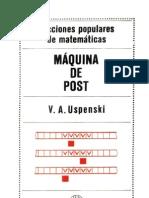 Maquina Post