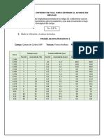 Desarrollo Del Criterio de Hall Para Estimar El Avance en Melgas 2