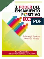 Ana Luz VELAZCO FLORES _Pensamiento Positivo PNL
