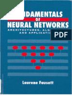 Fundamentals Of Neural Networks Pdf