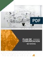 Plan de Comunicacion Toyota