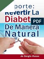 Revertir La Diabetes de Manera Natural