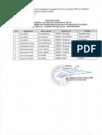 Lampiran - PB BMTI Periode 2
