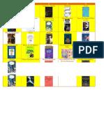 Bingo Literário 2017