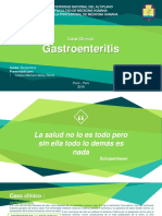 Caso Clínico Gastroenteritis Oficial