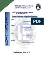 3° informe de electronicosIII