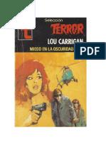 Seleccion Terror - 323 - Carrigan, Lou - Miedo en La Oscuridad