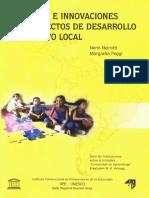 Alianzas e innovaciones en proyectos de desarrollo educativo local.pdf