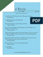A. V. (Spring 2008), _Theological Exegesis_. The Princeton Theological Review, vol. XIV-1 (Princeton Theological Seminary).pdf