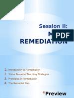 SG 2 Math Remediation