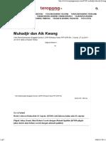 Muhadjir Dan Aik Kwang