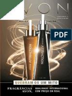 Folheto Avon Cosméticos - 15/2017