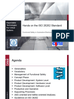 Presentation on Standard ISO 26262