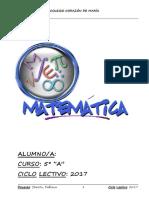 2017-4-16 - Corazón de María - Matemática - Cuadernilo  5°B 2017 -eje1 (1)