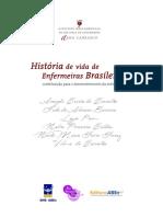 História de Vida de Enfermeiras Brasileiras