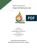 Dengue Shock Syndrome (DSS)